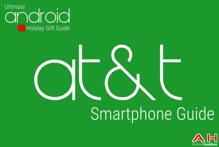 Holiday Gift Guide 2014-2015: Top 10 Best AT&T Smartphones