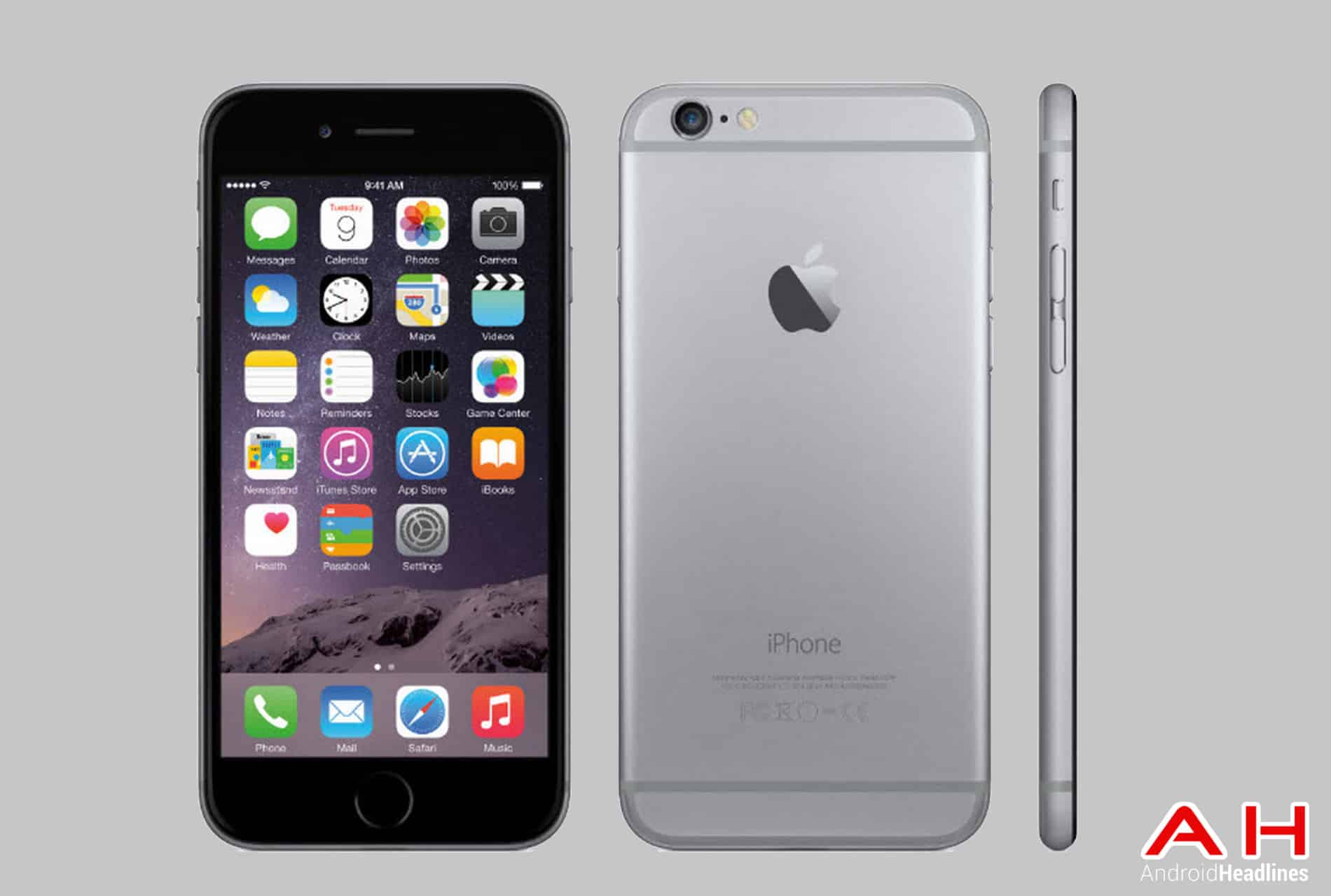 Apple iPhone 6 cam AH