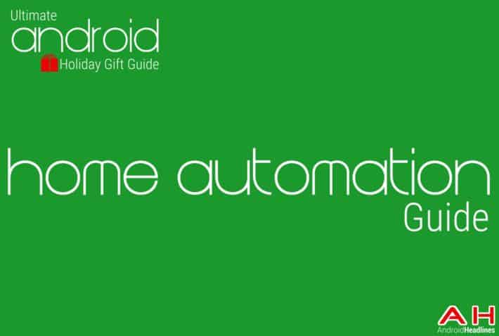 Holiday Gift Guide 2014-2015: Top 10 Best Gifts For Home Automation