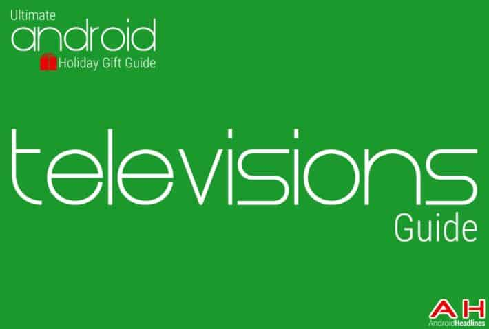 Holiday Gift Guide 2014-2015: Top 10 Best TVs