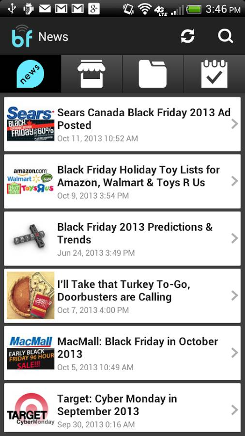 Black Friday 2014 Ads