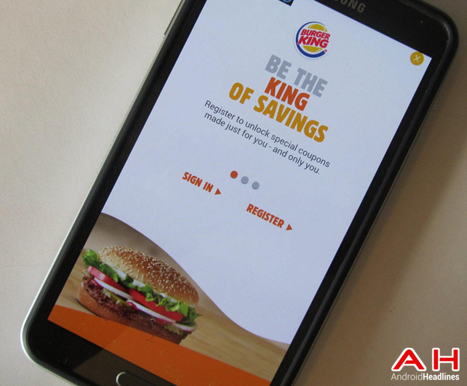 Burger King App 2 cam AH