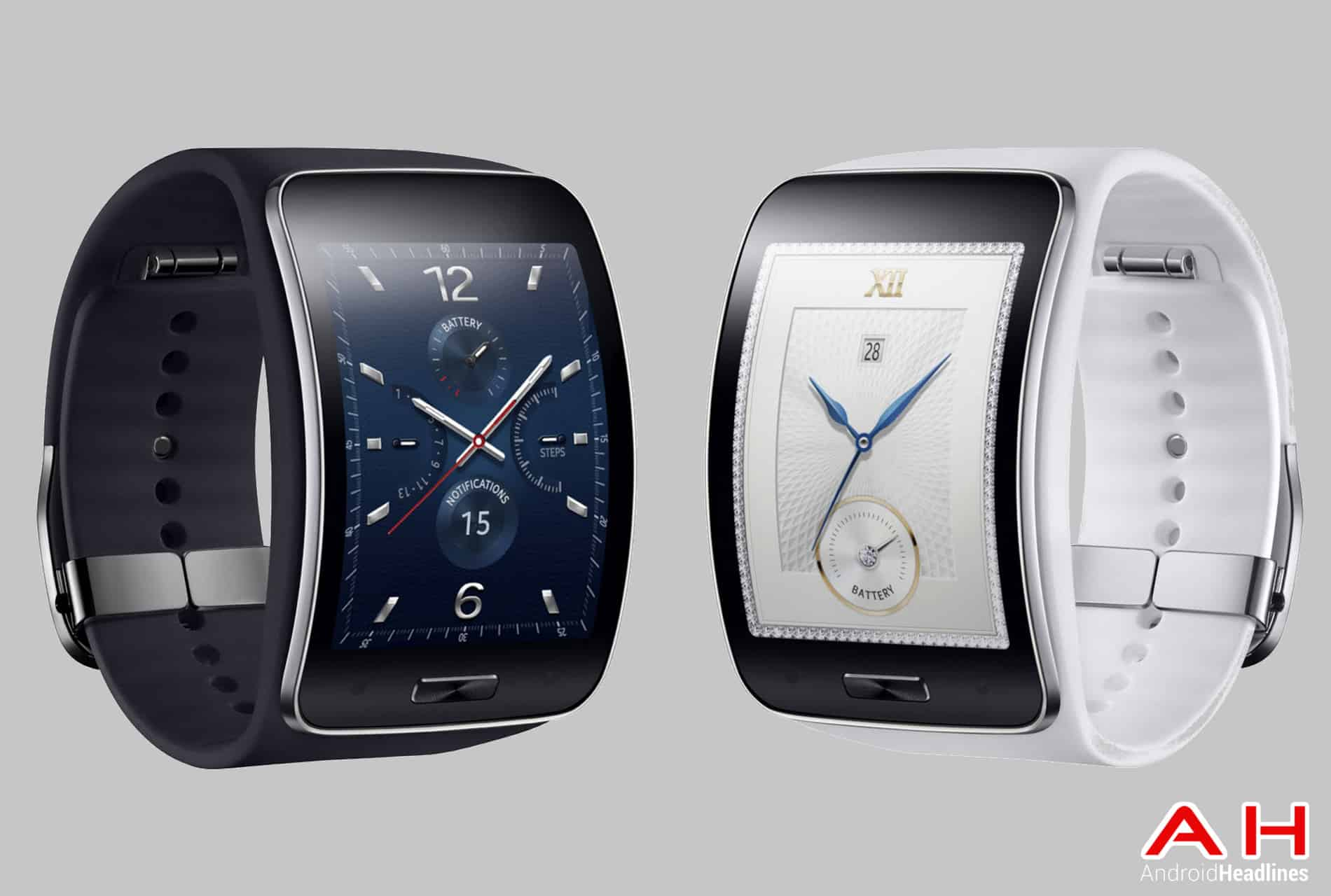 Galaxy Gear S Pair cam AH