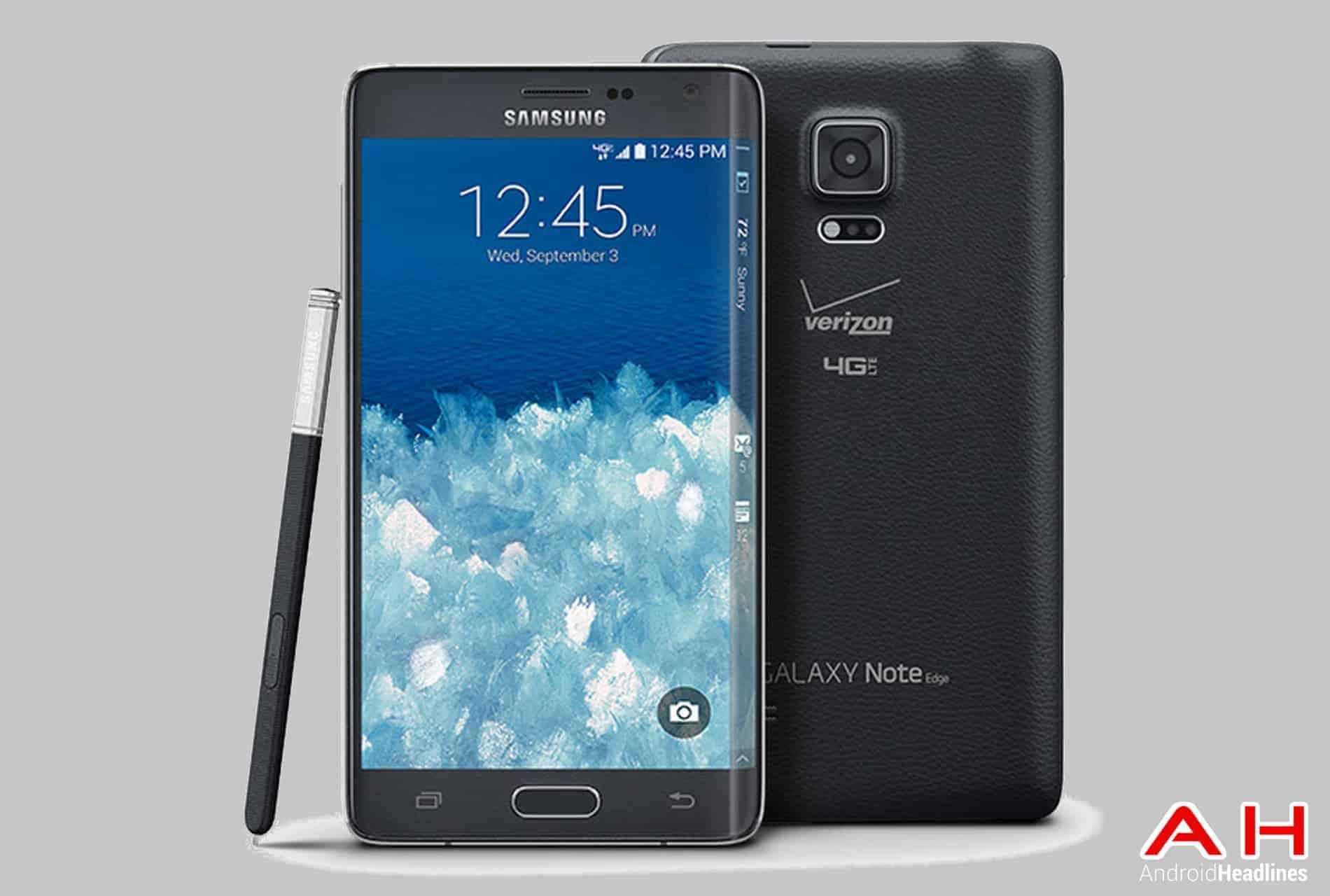 Galaxy Note Edge F&B Black cam AH