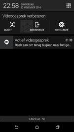 Hangouts app screen share function_2
