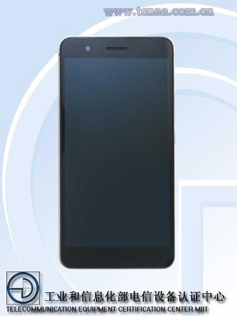 Huawei Glory 6X TENAA 1