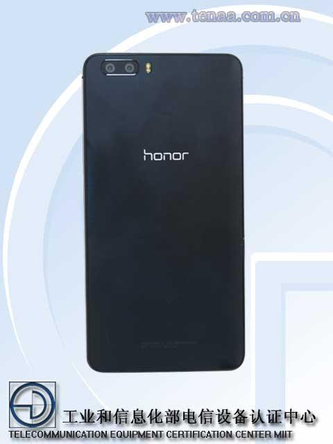 Huawei Glory 6X TENAA 2