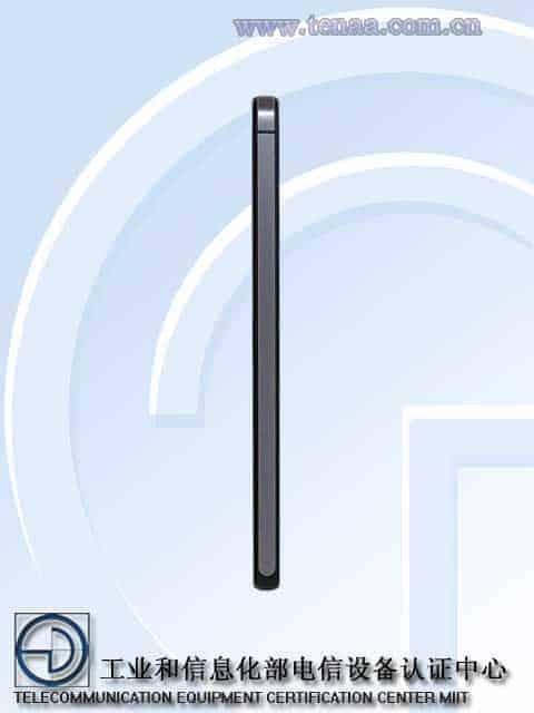 Huawei Glory 6X TENAA 3