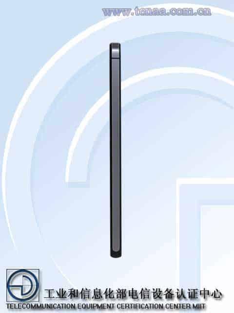 Huawei Glory 6X TENAA 4