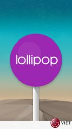 LG G3 Lollipop screenshot in progress 1
