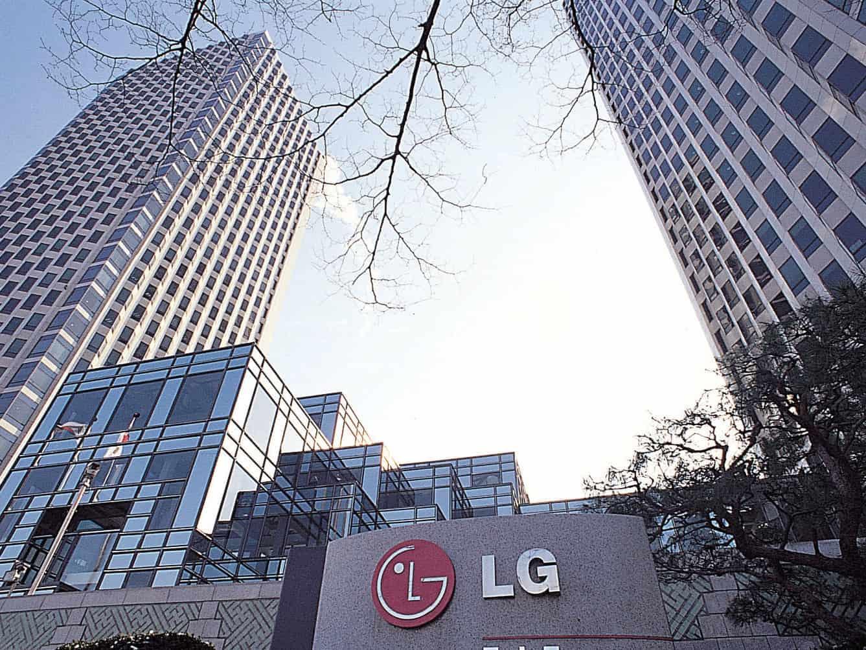 LG building
