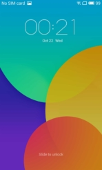 Meizu mx4 lockscreen 1