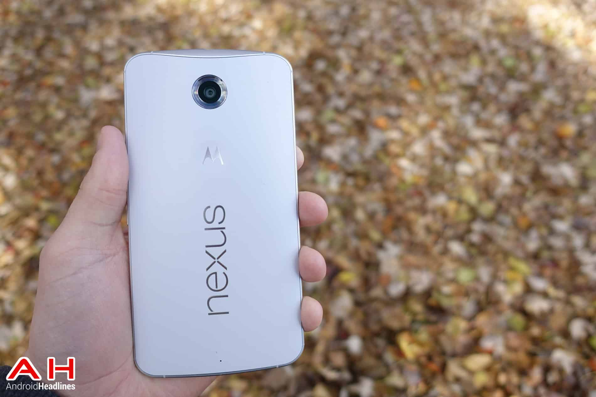 Some Nexus 6 users reporting failure of Mobile Data Connection