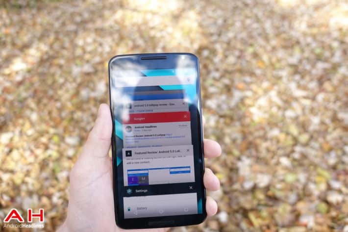 TELUS: Nexus 6 in Midnight Blue Finally Arrives