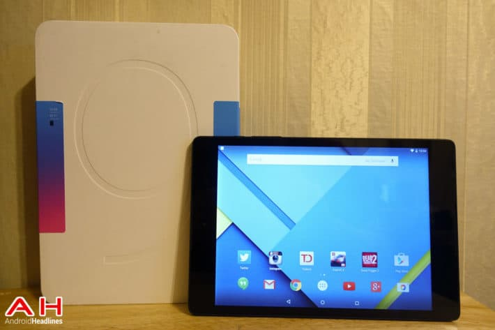 Google's U.S. Play Store Now Sells The LTE Nexus 9 Tablet For $599