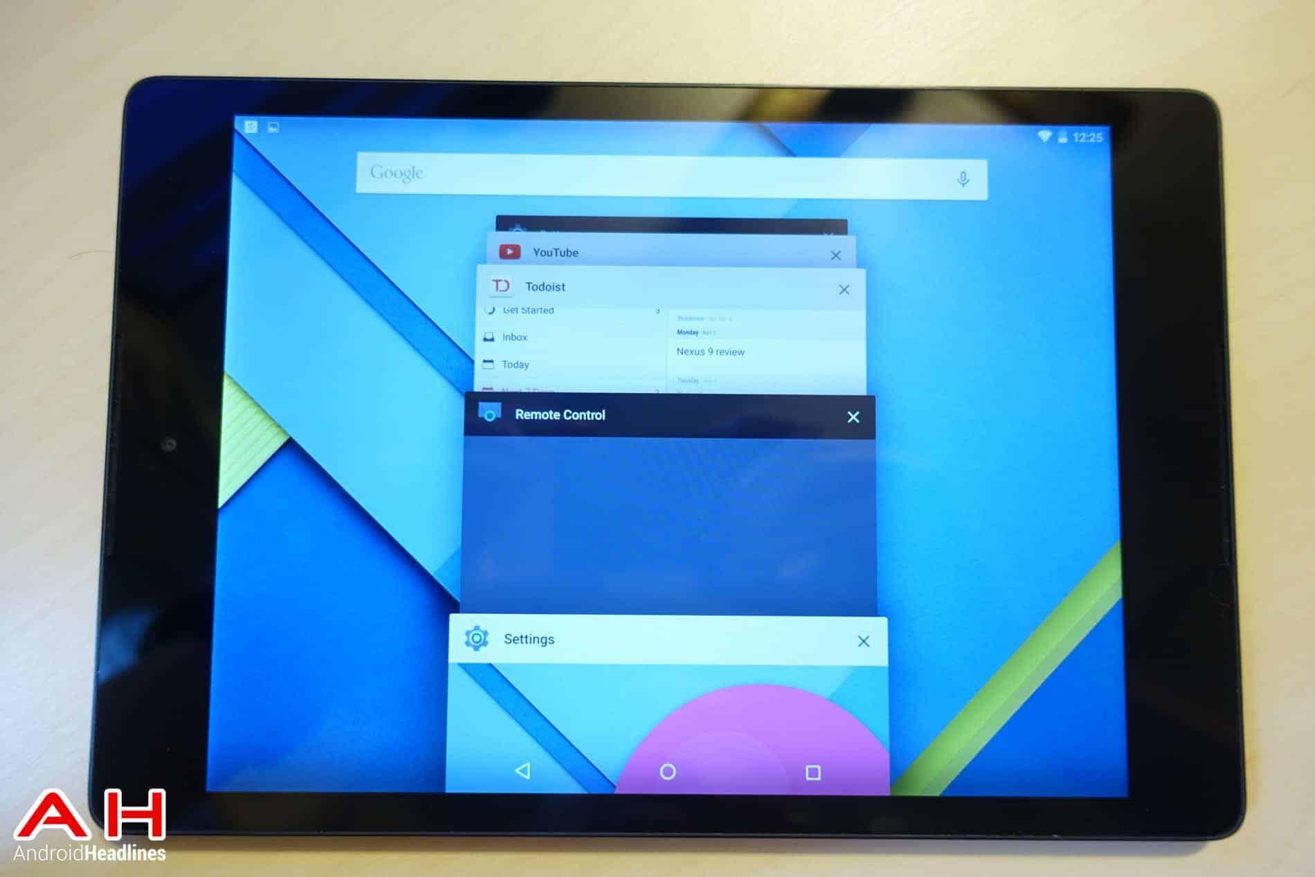 Nexus 9 AH 3