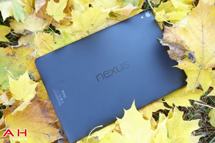 The Nexus 9 Tablet Gets An Updated Factory Image With The Release Of LRX21R