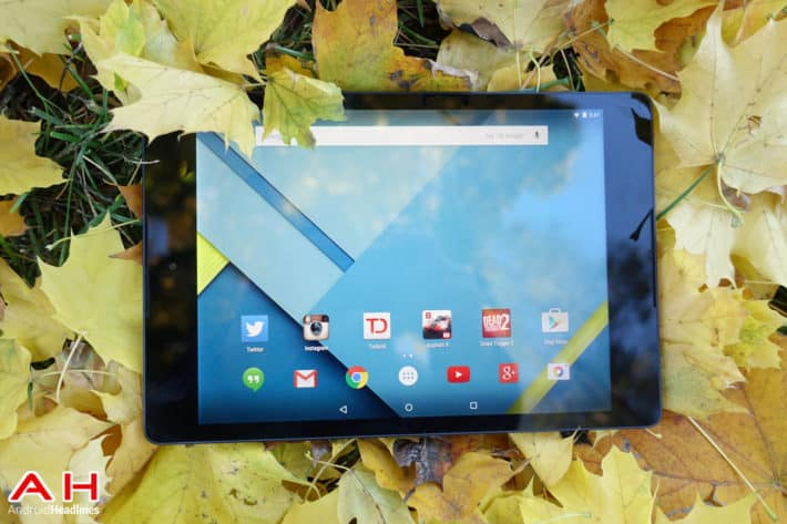 Featured Review: Google Nexus 9