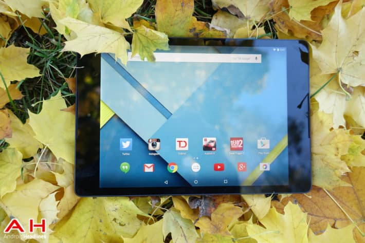 T-Mobile to Start Selling the Nexus 9 Tablet in Early December