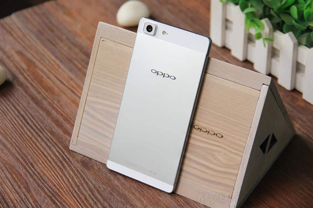 Oppo R5 unboxing 12