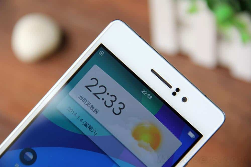 Oppo R5 unboxing 13