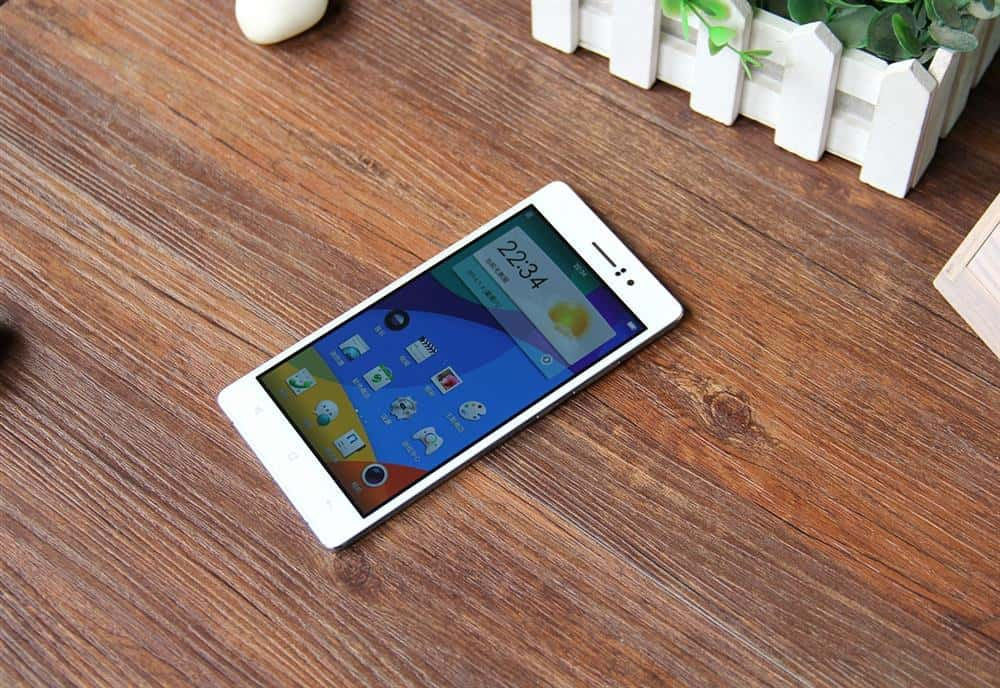 Oppo R5 unboxing 15