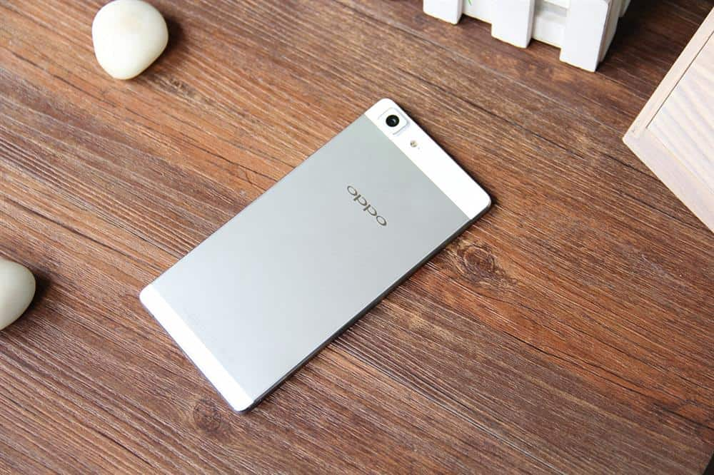 Oppo R5 unboxing 16