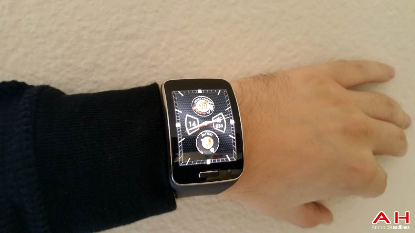 Samsung Galaxy Gear S AH-65