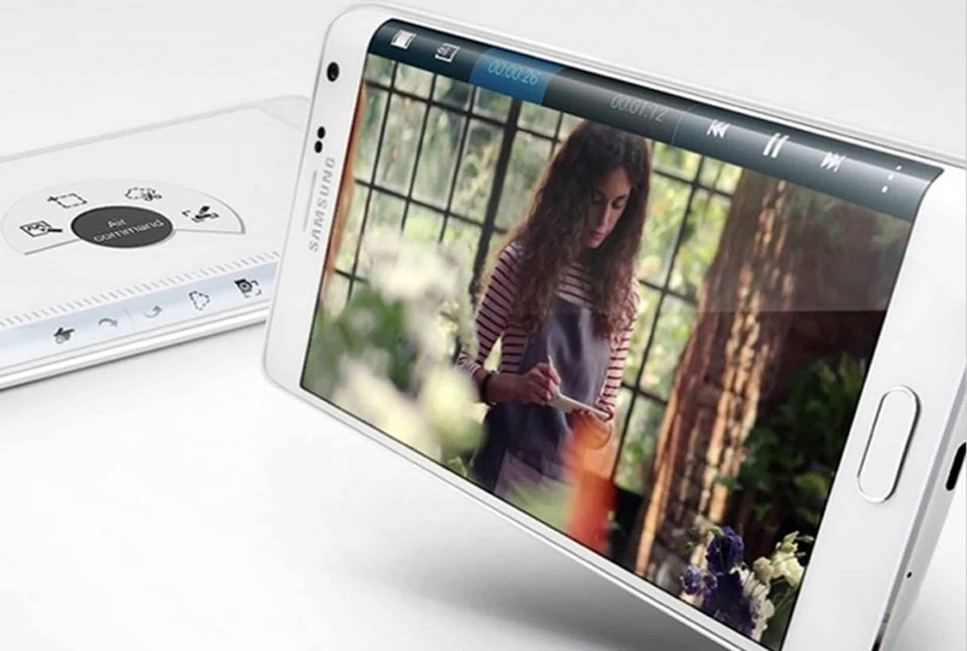 Samsung Galaxy Note Edge Main cam