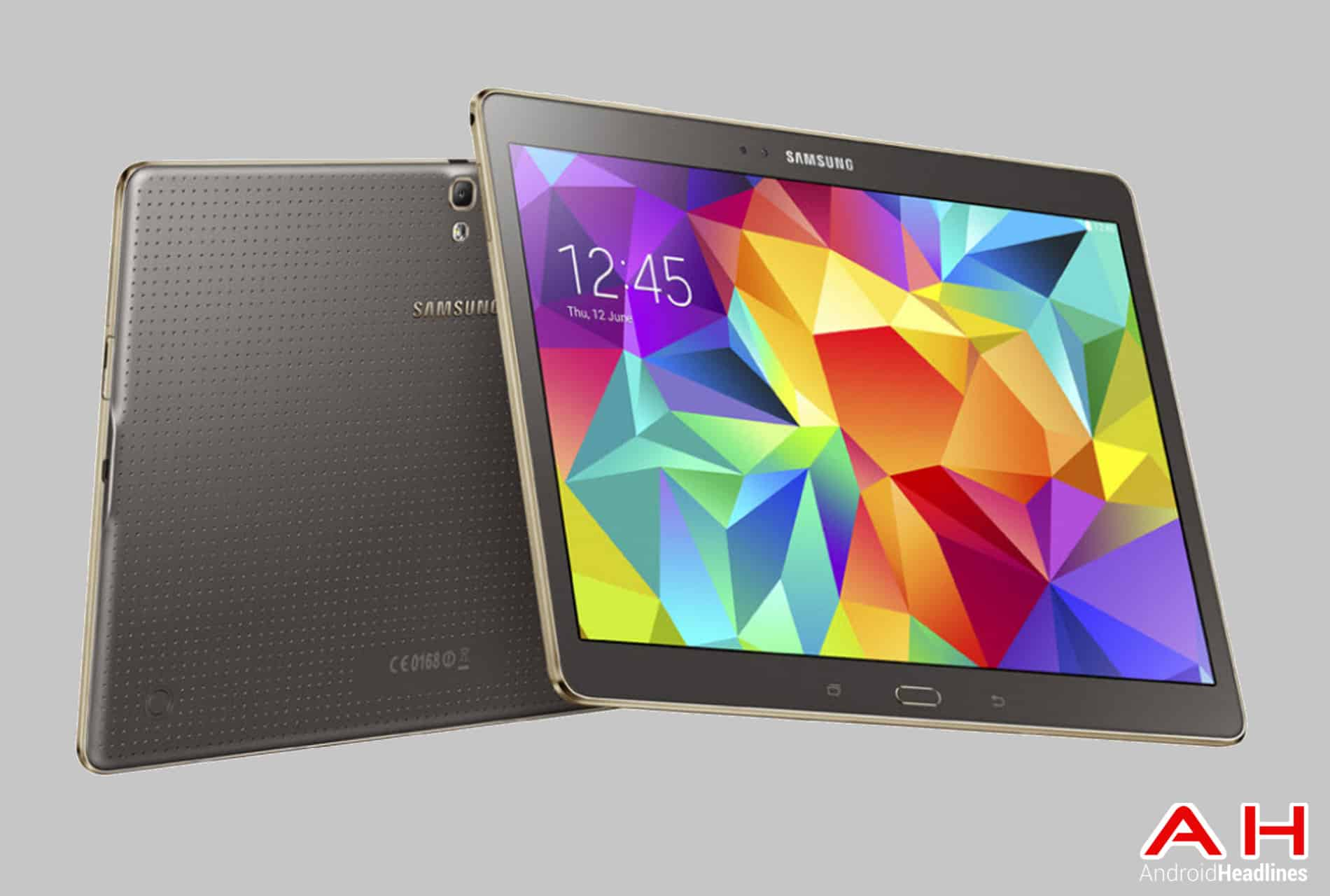 Samsung Galaxy Tab S 10.5 cam AH