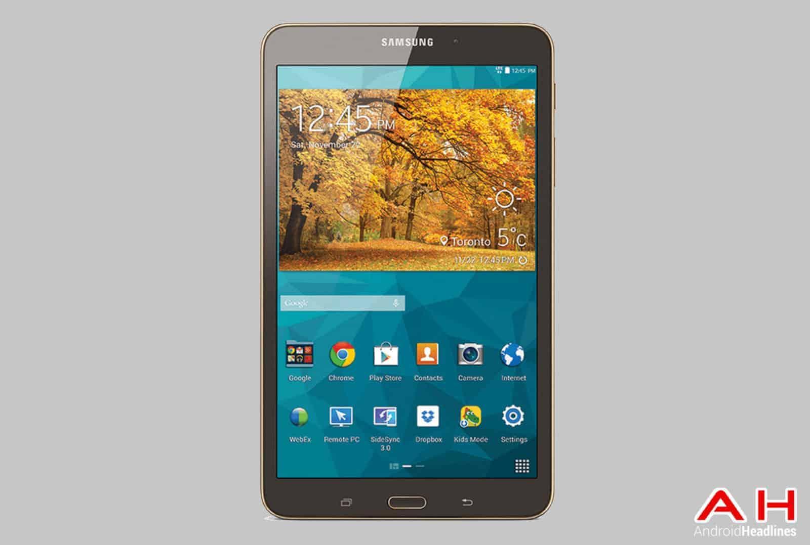 Samsung Galaxy Tab S 8.4 LTE cam AH