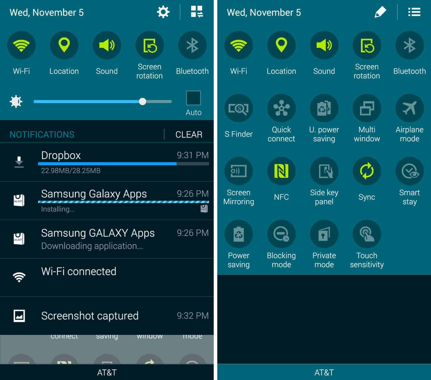 Samsung Note 4 Screenshots-10
