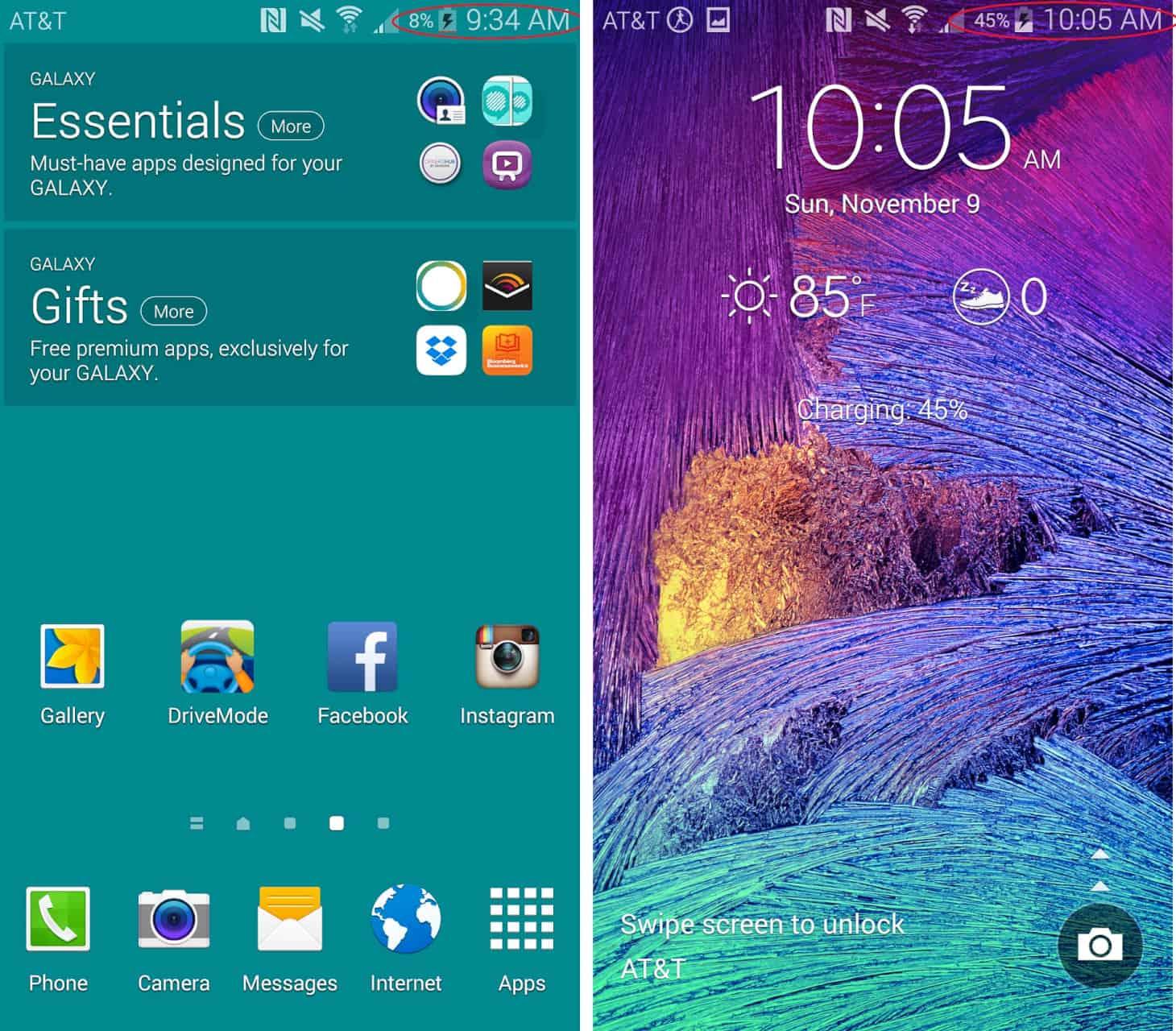 Samsung Note 4 Screenshots-3