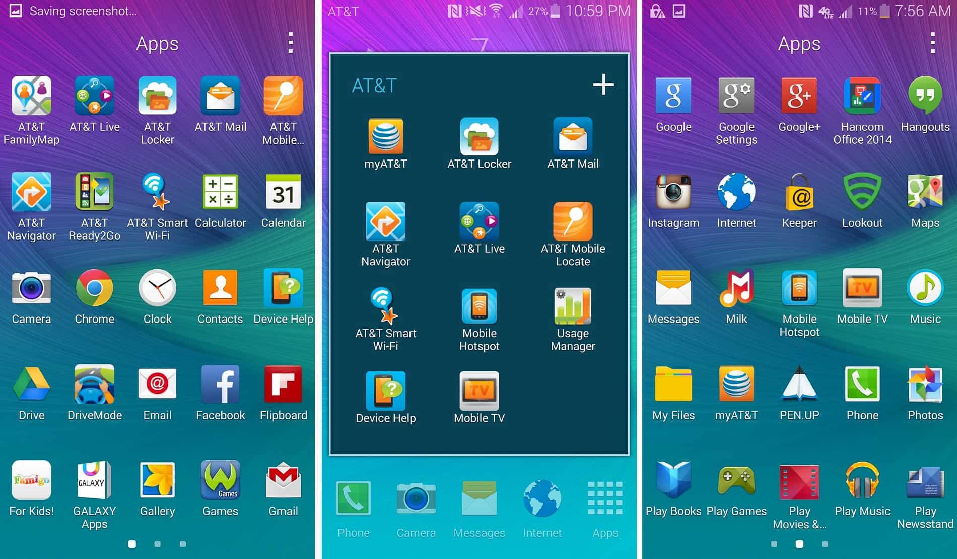 Samsung Note 4 Screenshots-5