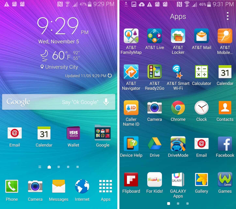 Samsung Note 4 Screenshots-9