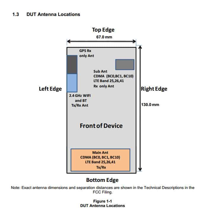 Samsung SM G360P FCC listing 2