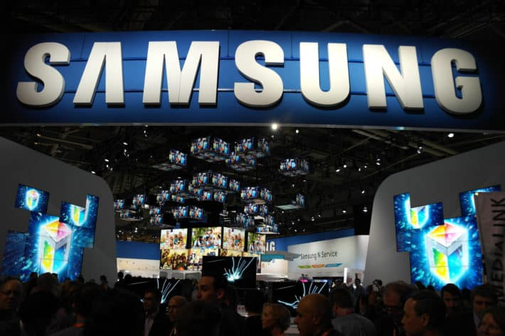 "The Exec Behind Samsung's ""Next Big Thing"" Campaign Is Reportedly Leaving Samsung In April"