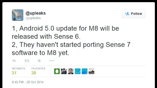 upleaks HTC M8