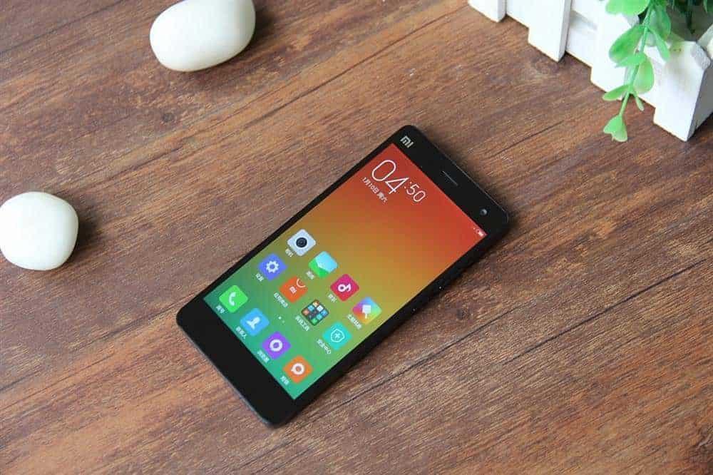 Xiaomi Mi4 black version unboxing_11
