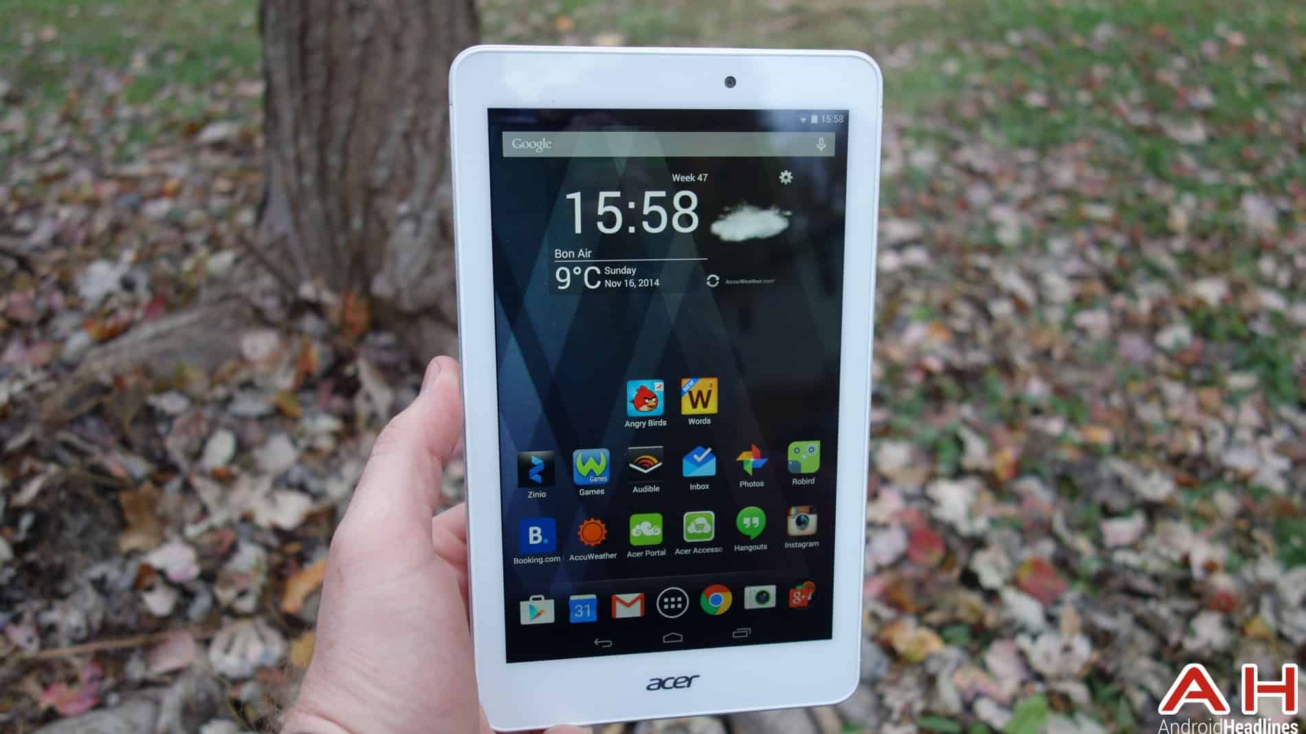 acer iconia 8 tablet