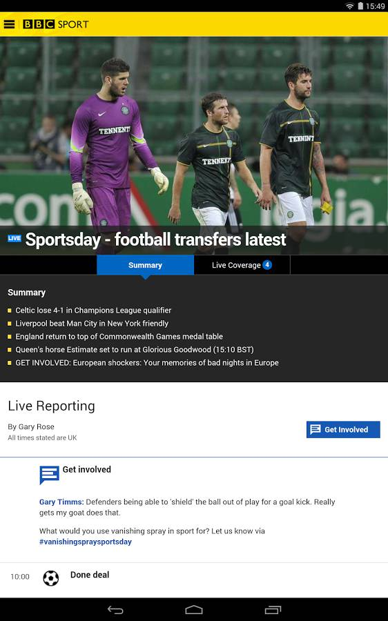 bbcsport