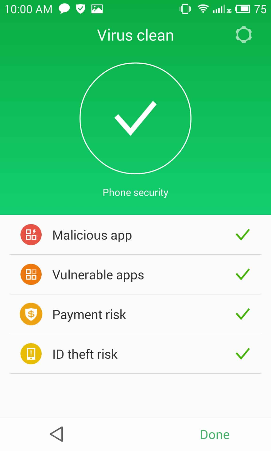 meizu mx4 security virus