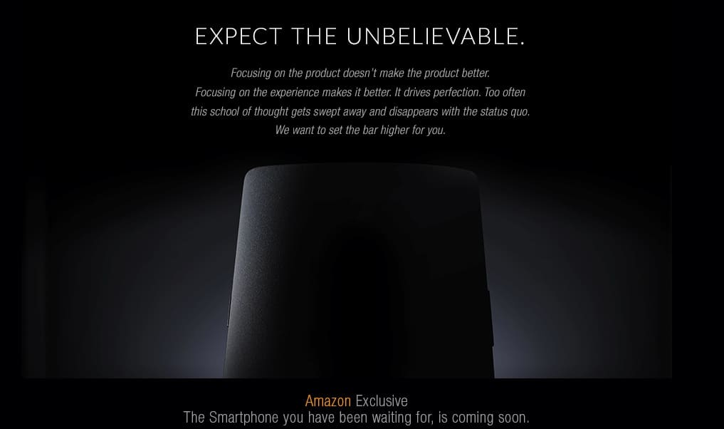 oneplus_india_amazon_teaser