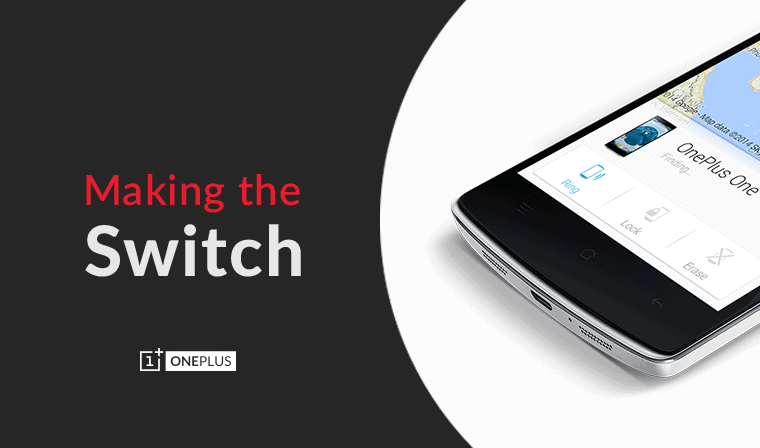 oneplus_making switch