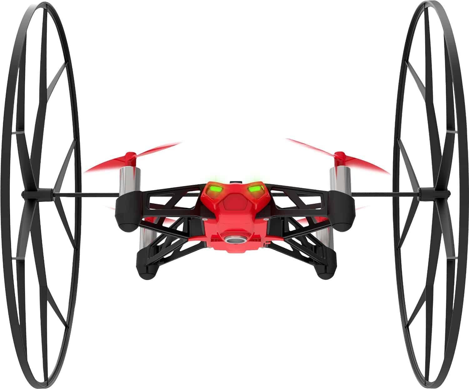parrot mini drone red