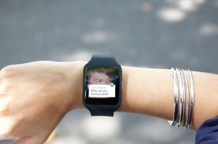 Sony's SmartWatch 3 Is Now Available In Canada At Select Bell Stores