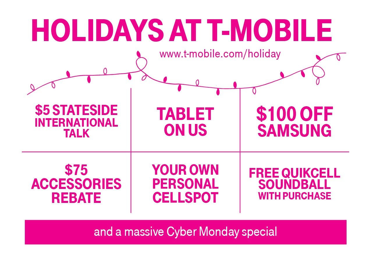 tmo cyber monday special