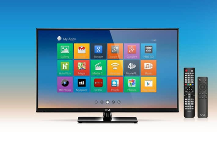 Vu's 32″ Android Powered TV Goes Official In India