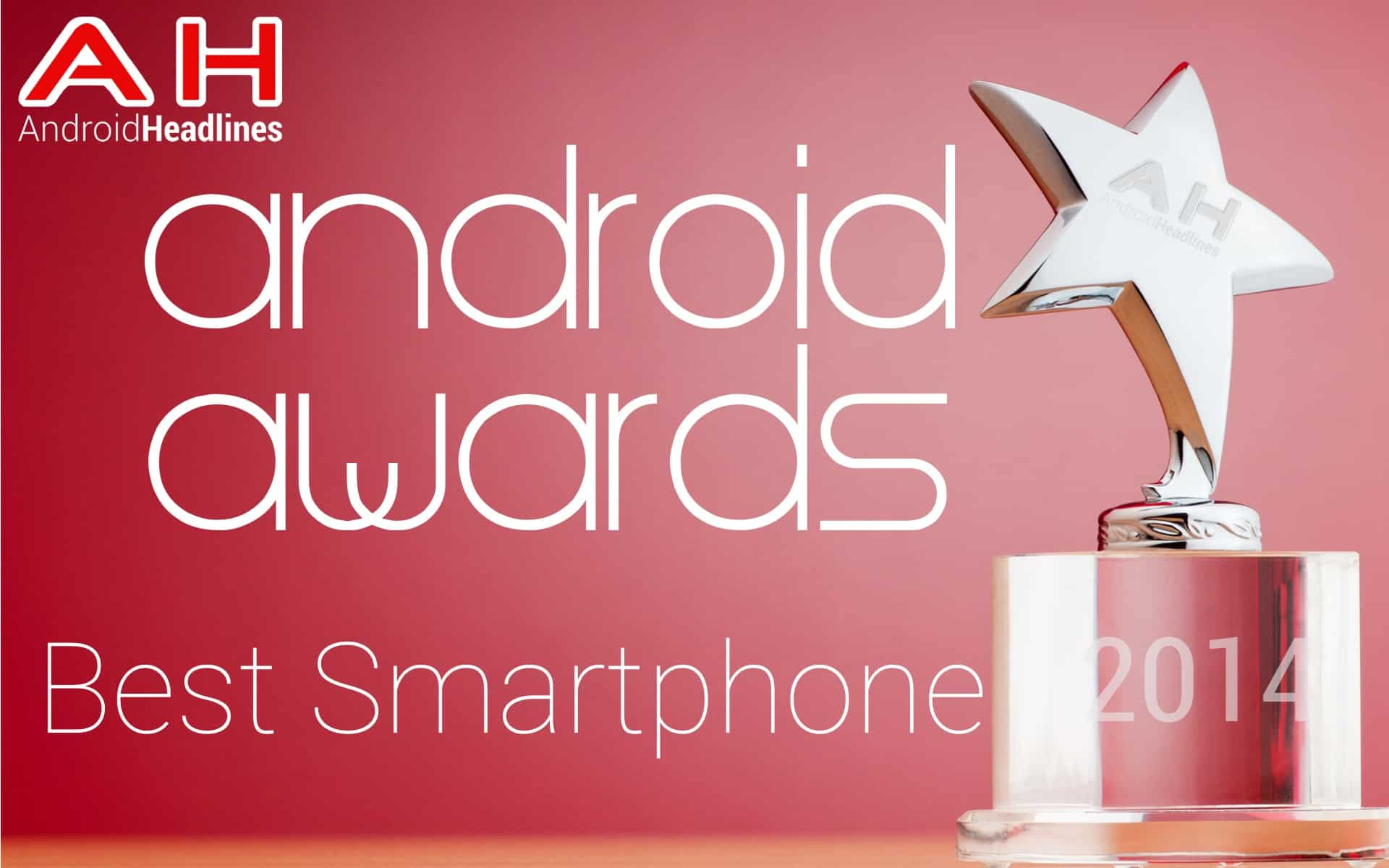 AH Awards 2014 Best Smartphone of the year