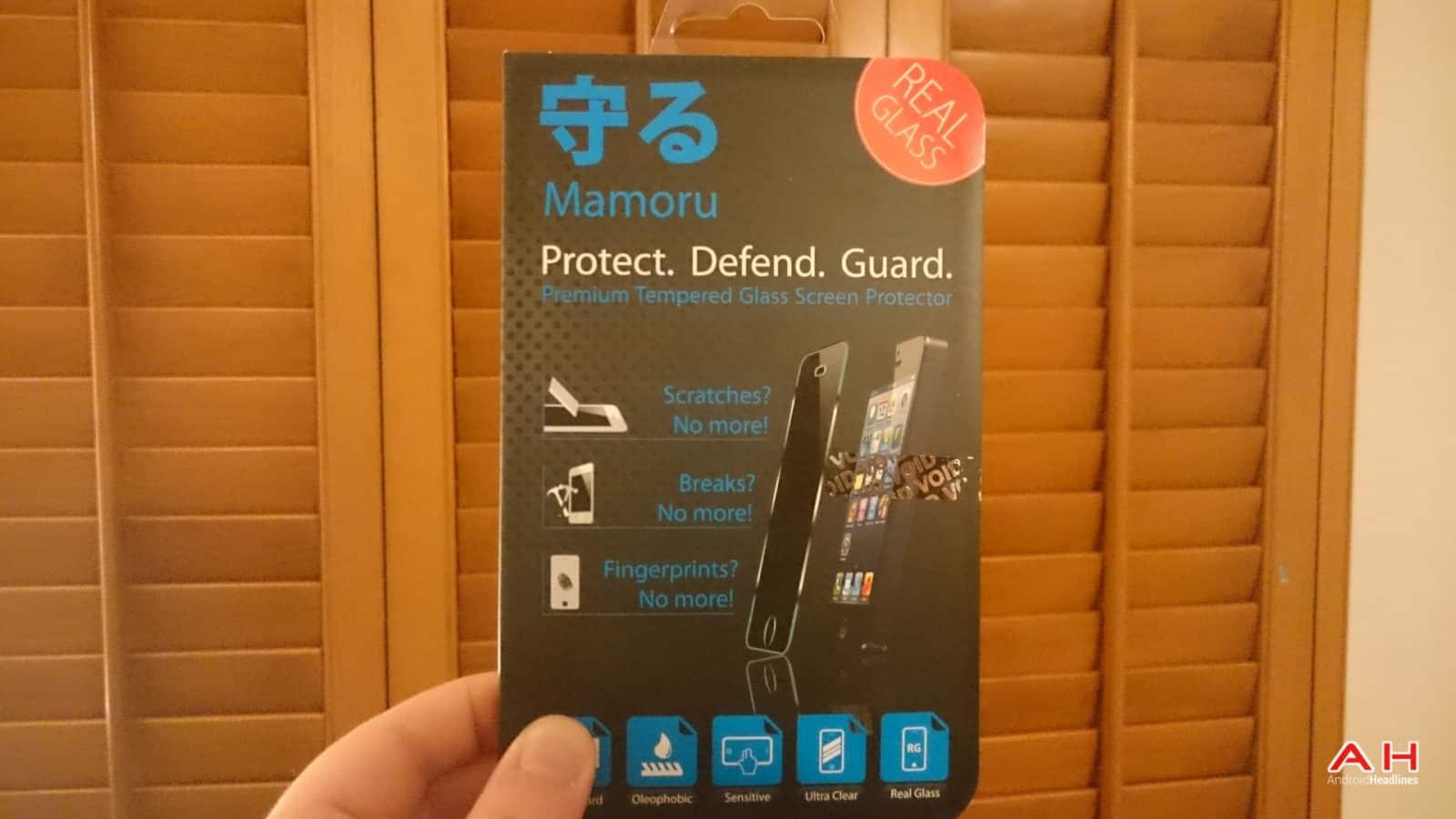 AH Mamoru Tempered Glass Screen Protector Z3-5